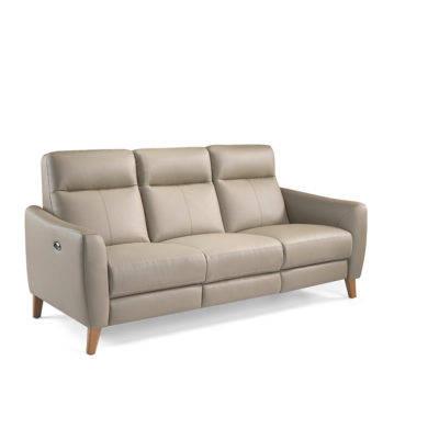 Sofa moderno tapizado piel archivos muebles de dise o for Sofa tapizado moderno