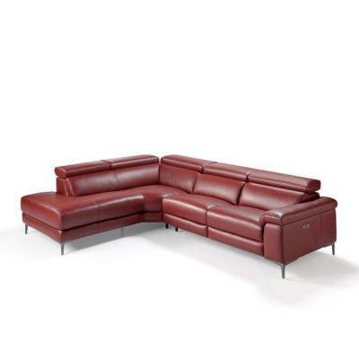 Sofa tapizado piel archivos muebles de dise o angel cerd for Sofa rinconera piel