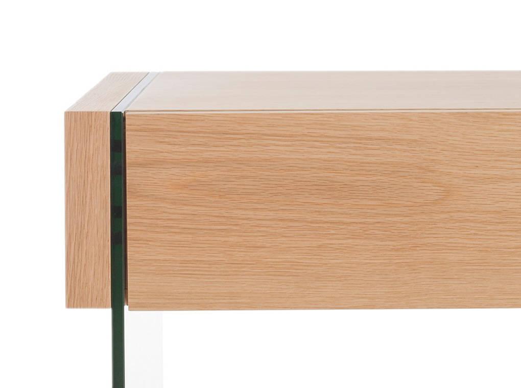 nachttisch aus eichenfurnier angel cerd s l. Black Bedroom Furniture Sets. Home Design Ideas