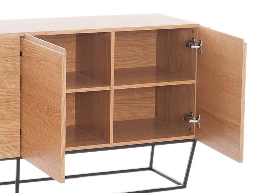 structure m tallique de buffet de ch ne angel cerd s l. Black Bedroom Furniture Sets. Home Design Ideas