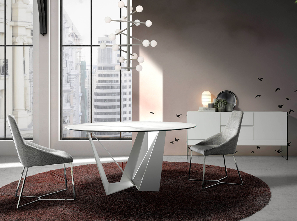 Urban Deco Angel Cerdá CT2061R MARM BLANCO