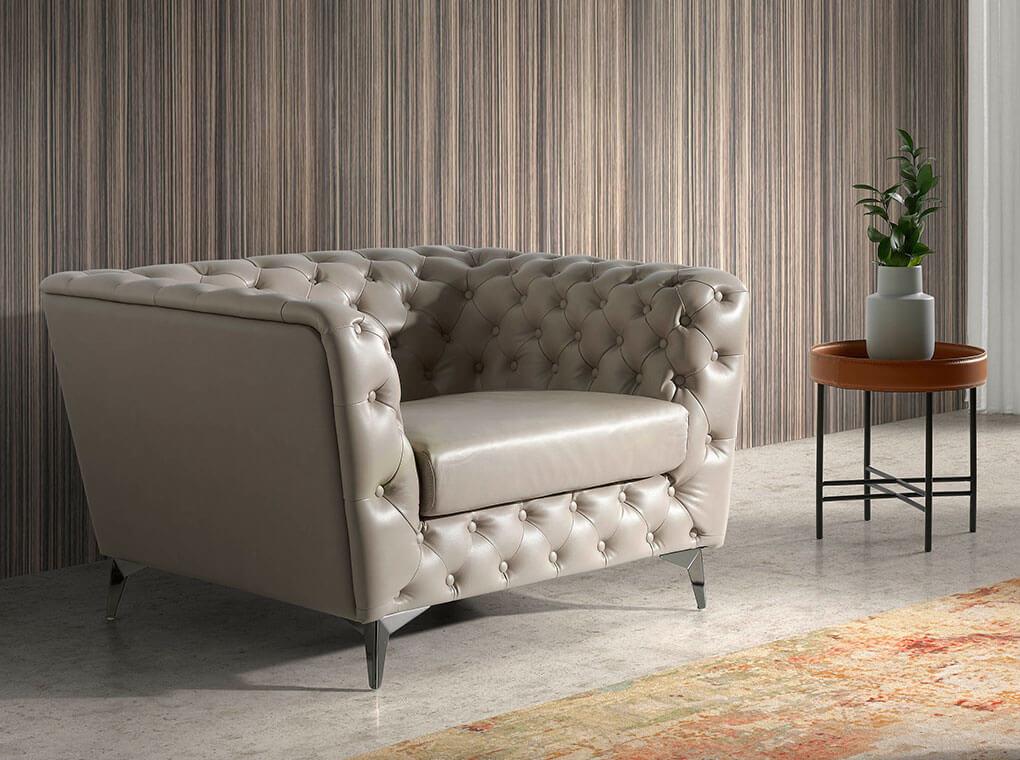 Sofa Trend Angel Cerdá FL1838-1P-VISON