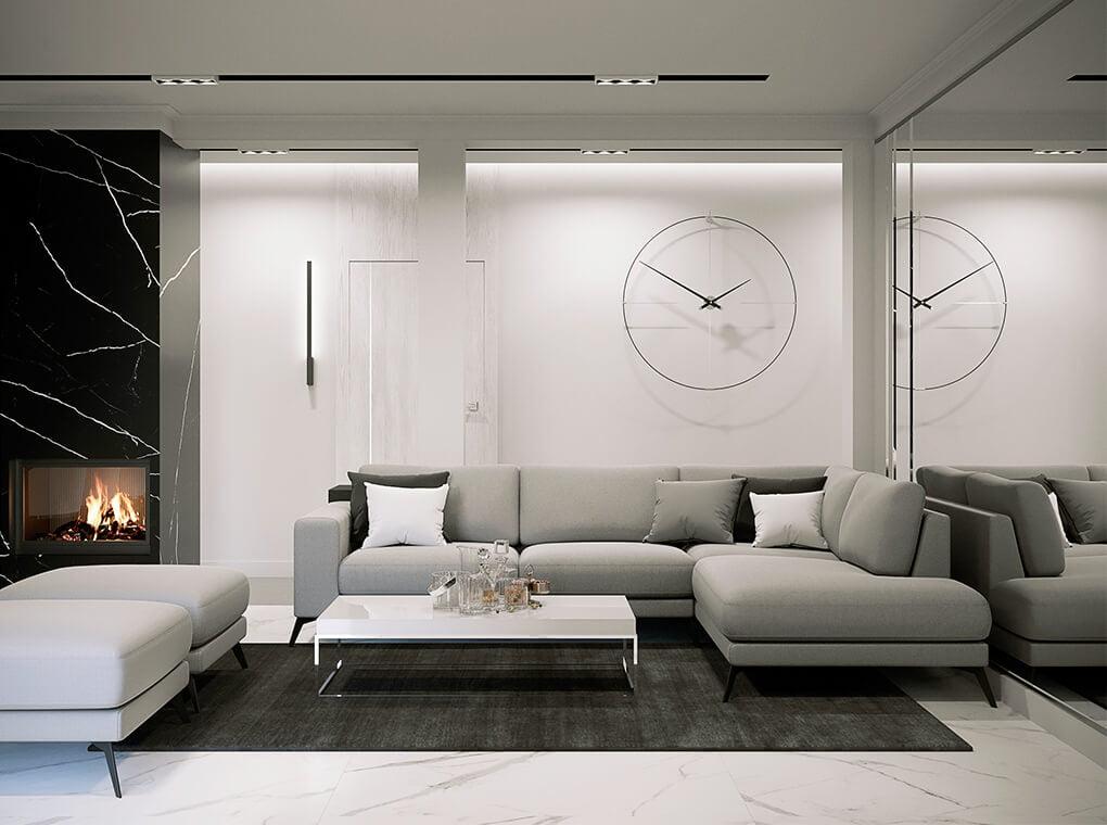 Proyecto 10 - Ambiente 2 – Diseño italiano