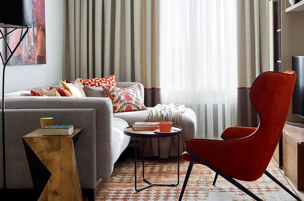Color and style in Moscow with Angel Cerdá furniture