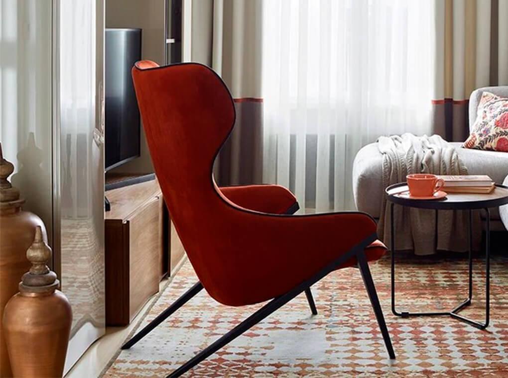 Proyecto 9 - Ambiente 2 - muebles Angel Cerdá