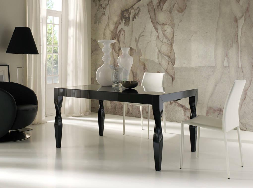 Gallery of tavolo rotondo allungabile per la sala da pranzo tavoli - Tavola da pranzo allungabile ...