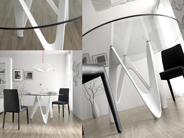 Mesa cocina minimalista