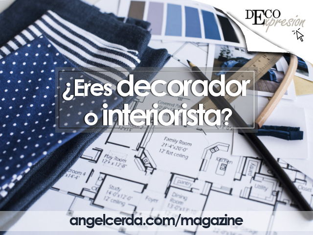 Tus proyectos de interiorismo en decoexpresion magazine for Decorador interiorista