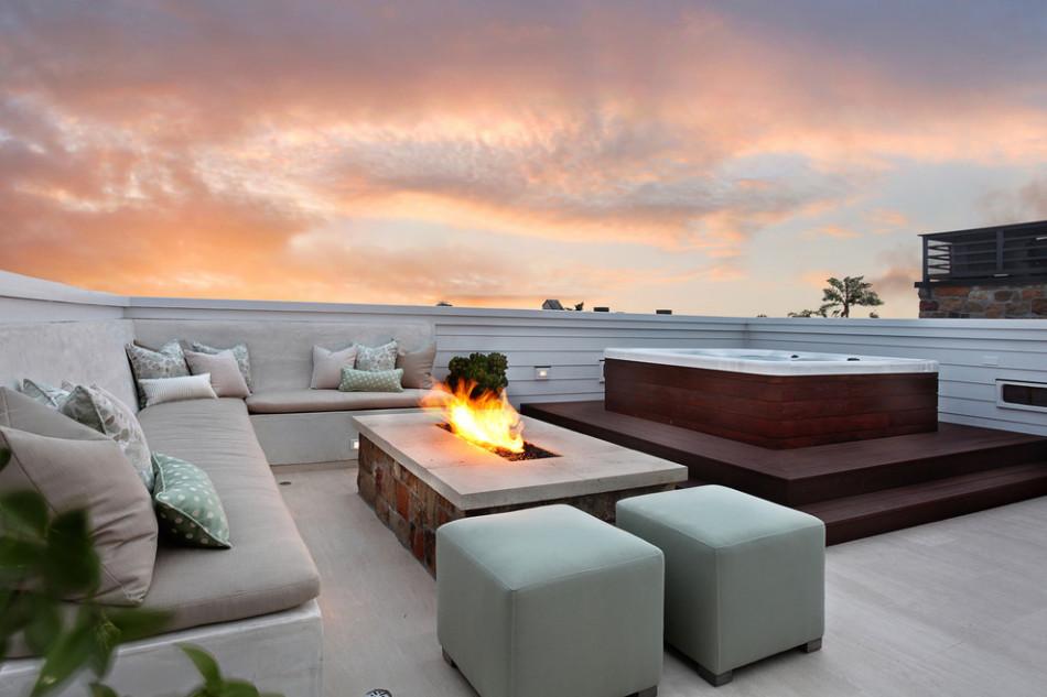 Terrazas de diseño para disfrutar estas vacaciones - Magazine Ángel ...