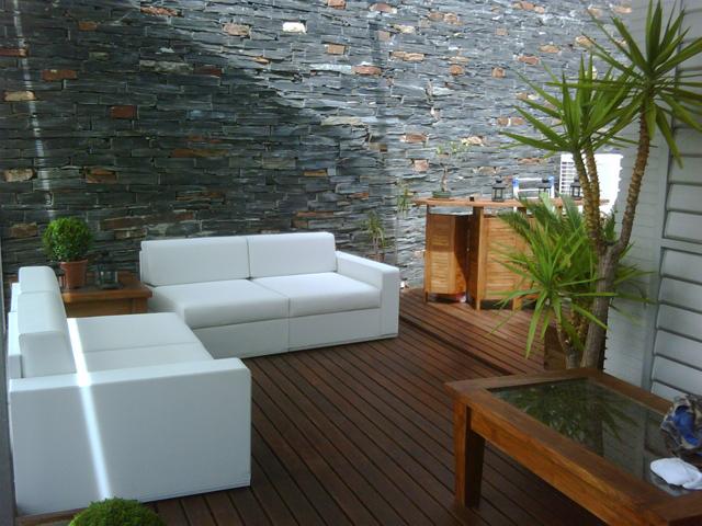 Terrazas de dise o para disfrutar estas vacaciones - Diseno terrazas exteriores viviendas ...