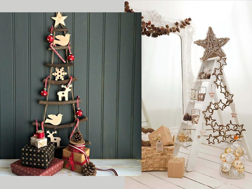 ideas de arboles de navidad Ideas Rbol De Navidad Magazine Ngel Cerd