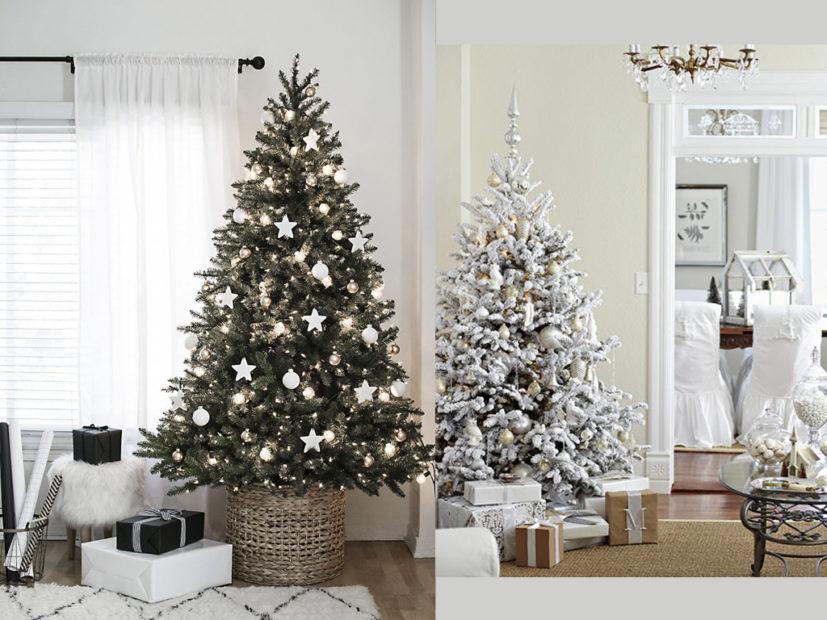 Ideas Deco Para Tu Arbol De Navidad Magazine Angel Cerda - Ideas-arboles-de-navidad
