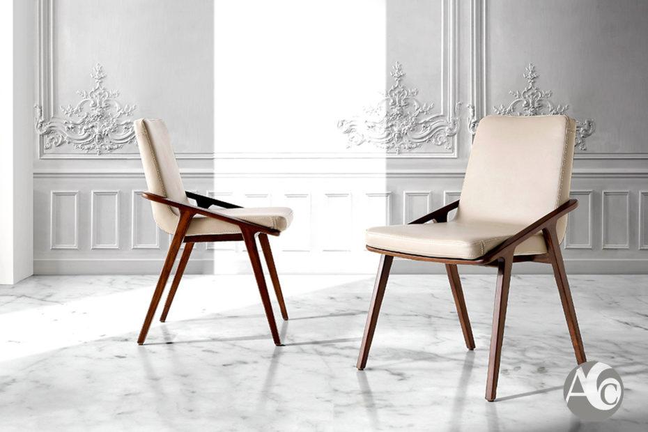 sillas de diseño italiano Angel Cerdá