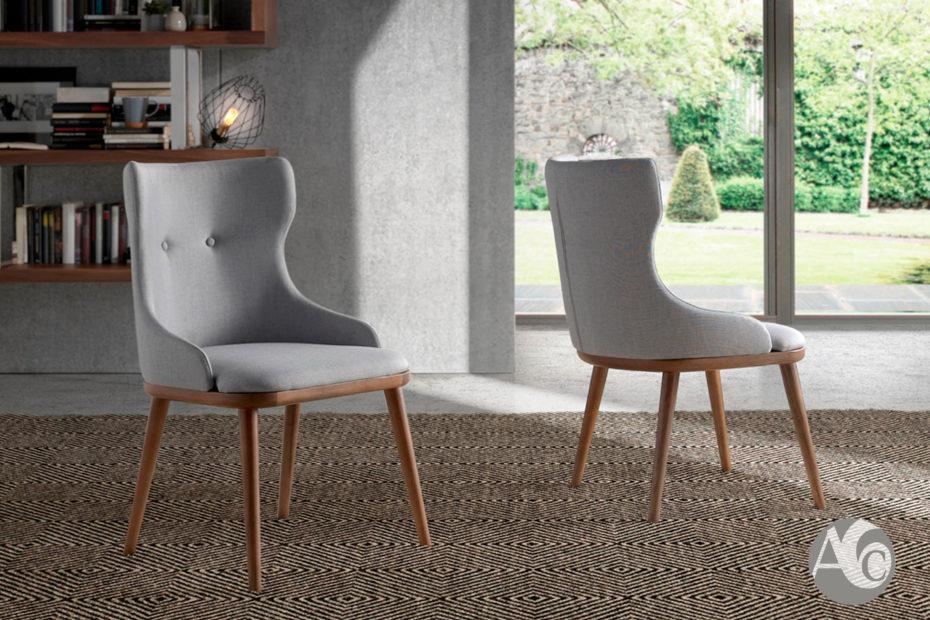 sillas de diseño italiano Angel Cerdá CH807