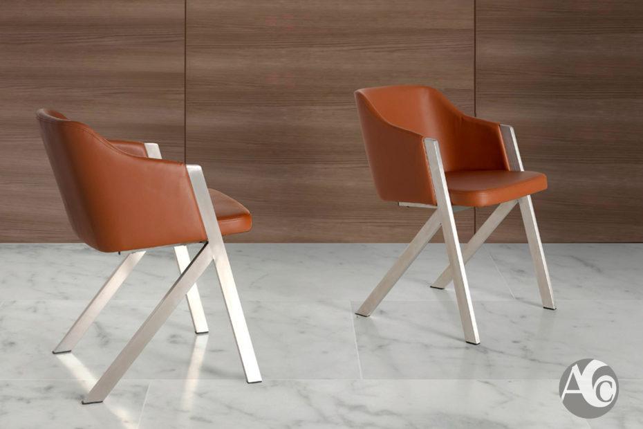 sillas de diseño italiano Angel Cerdá F3202
