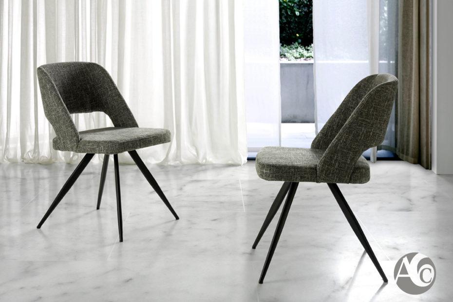 sillas de diseño italiano Angel Cerdá F3207