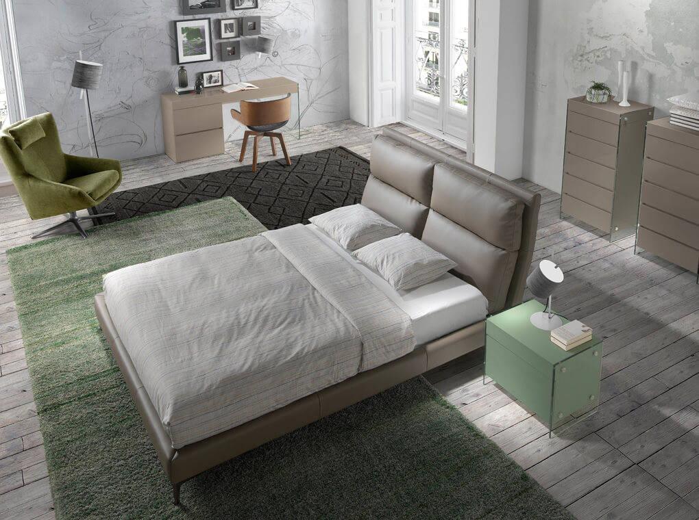 dormitorio de diseño italiano by Angel Cerdá