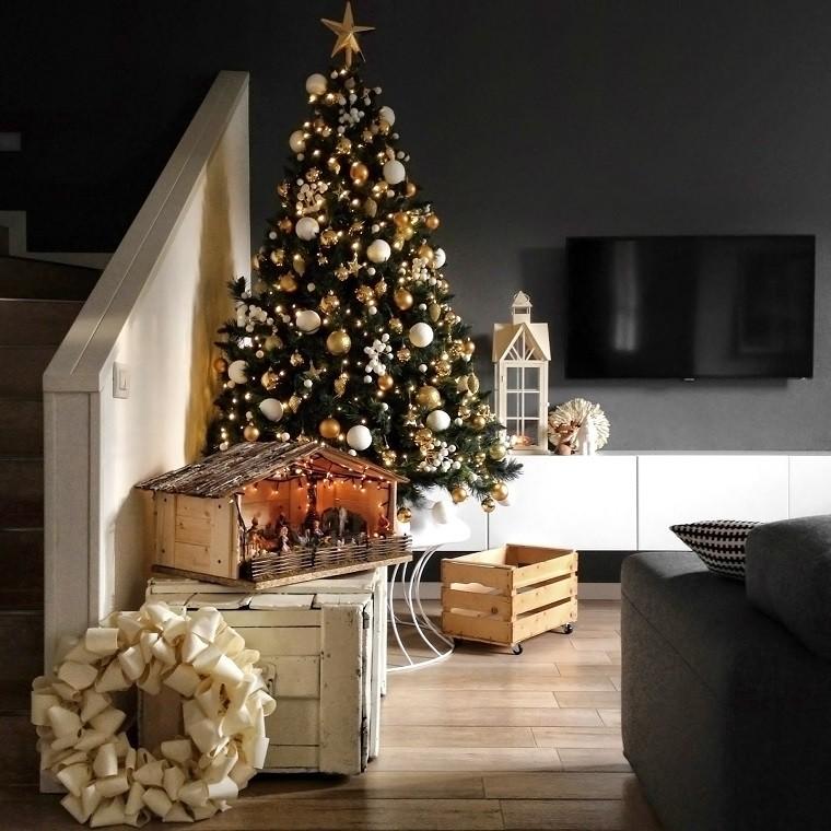 arbol de Navidad elegante