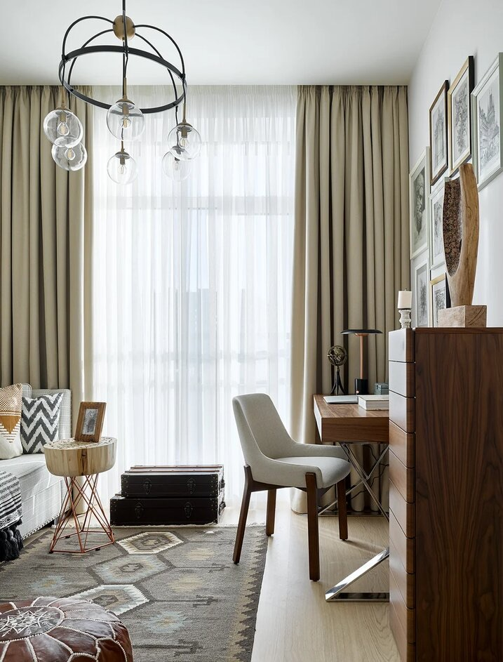 proyecto muebles Angel Cerda Moscu