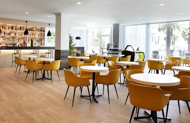proyecto AC muebles diseño Hotel Symbol Las Arenas