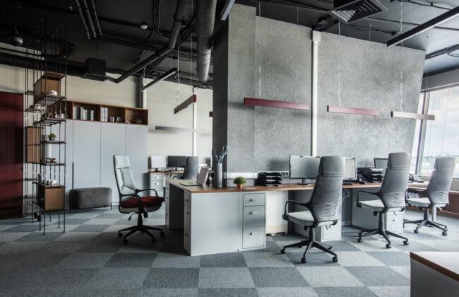 vista general oficinas