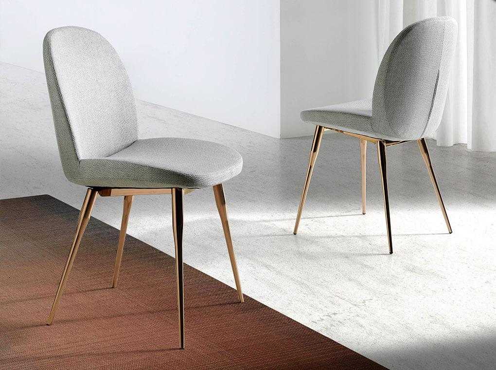 sillas tapizadas angel cerda