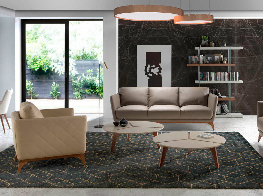 sofá tapizado piel angel cerda